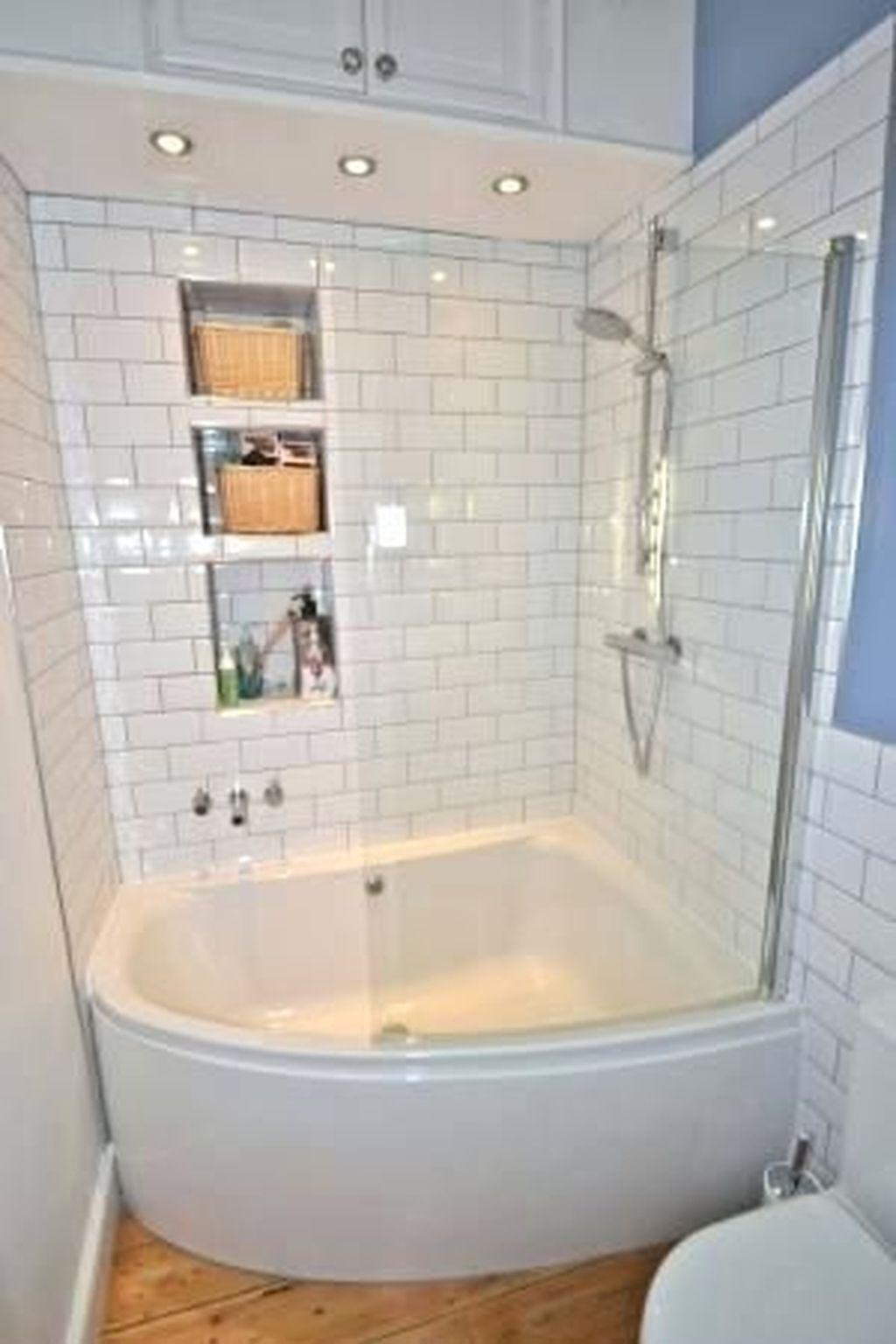 99 Creative Tiny House Bathroom Remodel Ideas Kleine Badezimmer Badezimmer Kleine Badezimmer Design