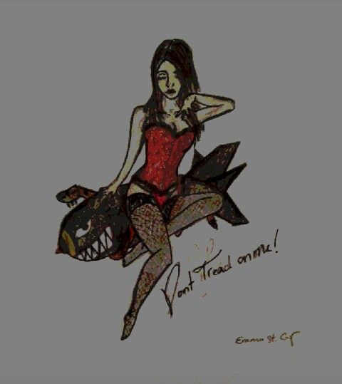 Tattoo Design | Betty Boop by badfish1111 on deviantART