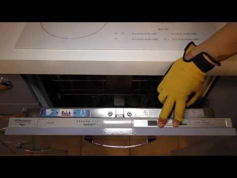 Lavastoviglie Rex Electrolux Aeg non lava bene. - YouTube ...