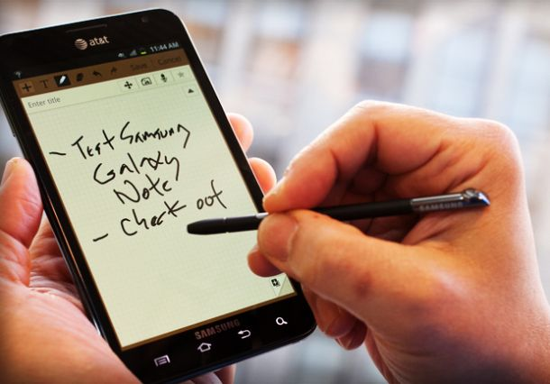 Bigger, faster Galaxy Note rumored for IFA release. http://cnet.co/MaORoD