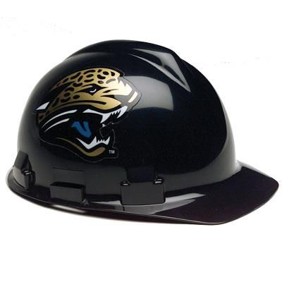 5424a67a Jacksonville Jaguars Hard Hat - we bet our @lennarjax team LOVES ...