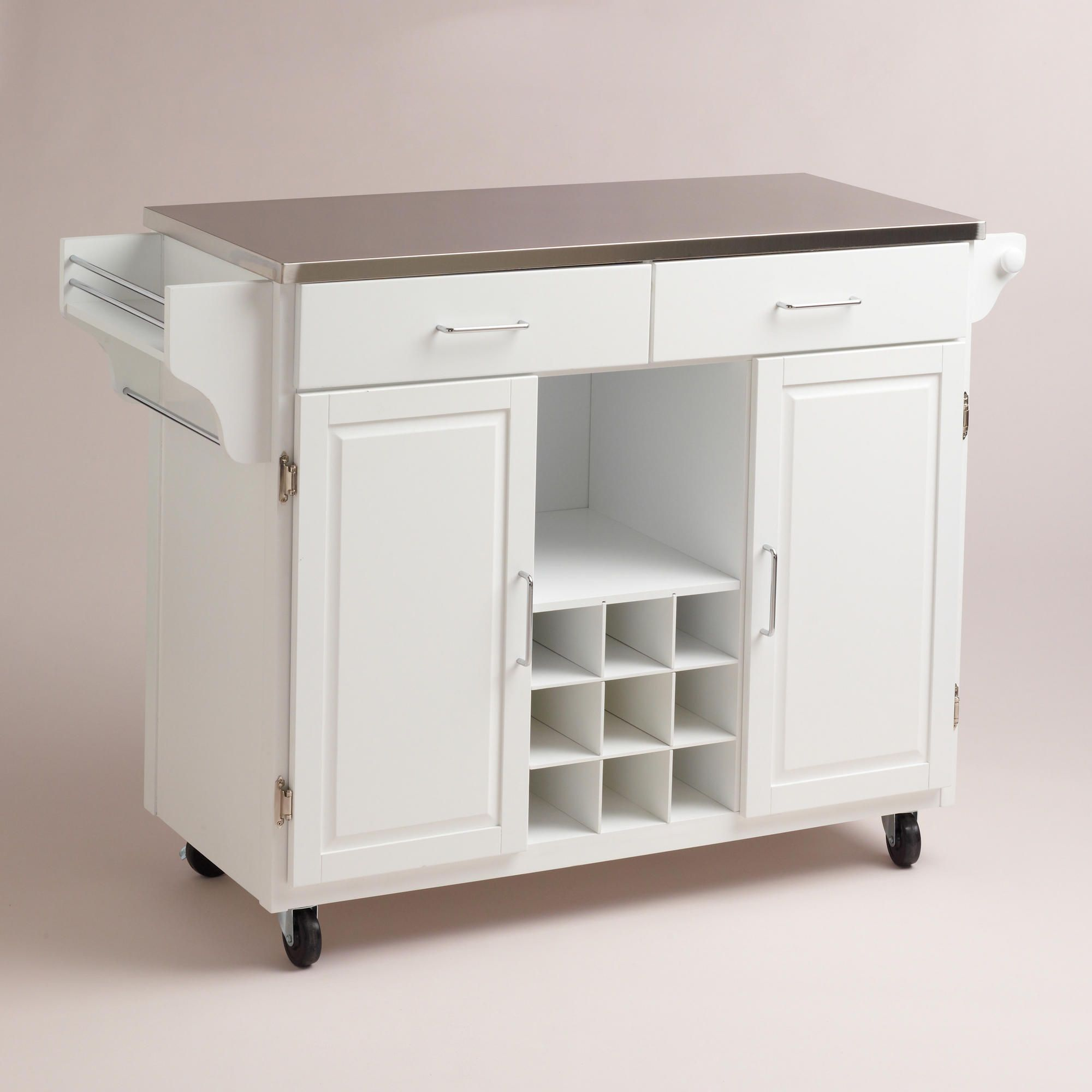 Kitchen Cart With Storage. Kitchen Cart With Storage Exactly What ...