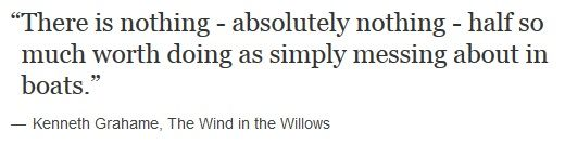 Quote by Kenneth Grahame. #quote #thewindinthewillows