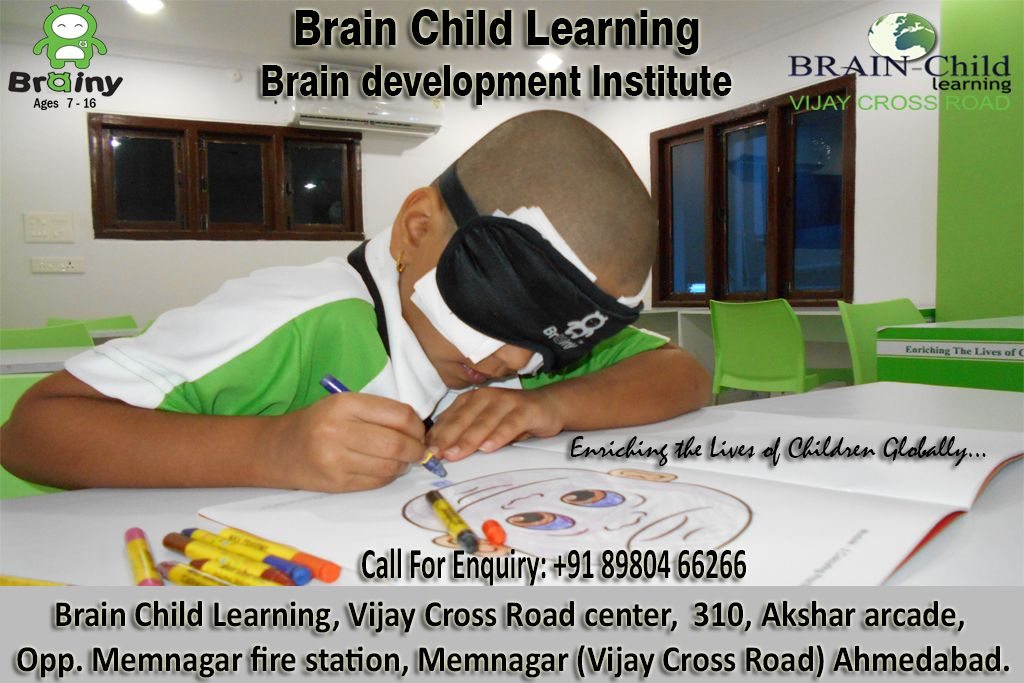 Brain Child Learning Development Insute In Vijay Cross Road Ahmedabad Call For Inquiry 91 89804 66266