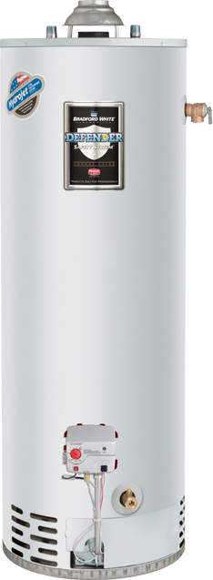 Defender Safety System High Ef Atmospheric Vent Models Bradford White Water Heaters Built To Be The Best Water Heater Heater Electric Water Heater