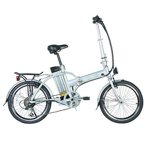 Fenetic Stowaway Compact Folding Electric Bike E Bike With Throttle Bike Shop London Electric Bike Electric Bike Bicycles Folding Electric Bike