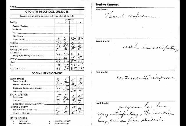 Sign In School Report Card Template Homeschool Middle Dissertation Wmu