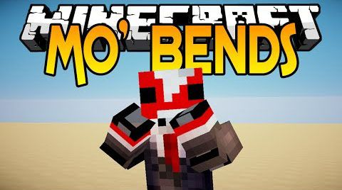 Mo Bends Mod Minecraft Mods Mo - Mapas para minecraft 1 10 2