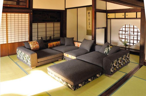 20 Japanese Home Decoration In The Living Room Home Design Lover Japanese Living Room Asian Living Rooms Asian Living Room Japanese style living room table