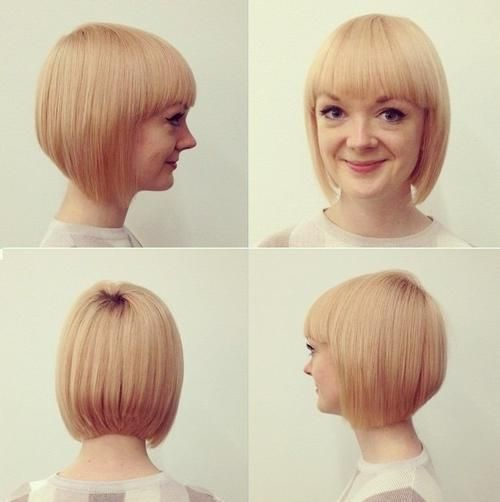 Awesome 30 Beautiful And Classy Graduated Bob Haircuts