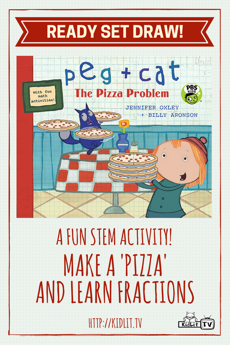 Ready Set Draw! Peg + Cat STEM Activity | Activities, Cat and Stem ...