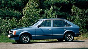 Opel - 1979 - Opel Kadett D Berlina, 1979–1984 .