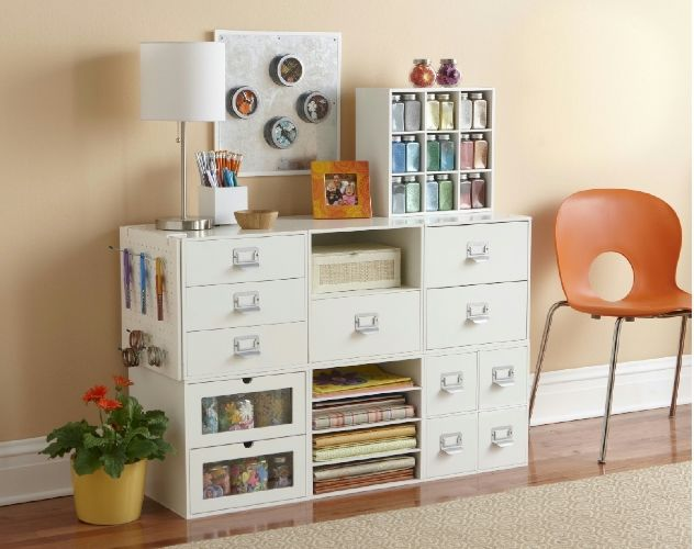 Craft Room Storage Solutions: Pin By Rose Moerschel On Craft/Sewing Room Storage Ideas