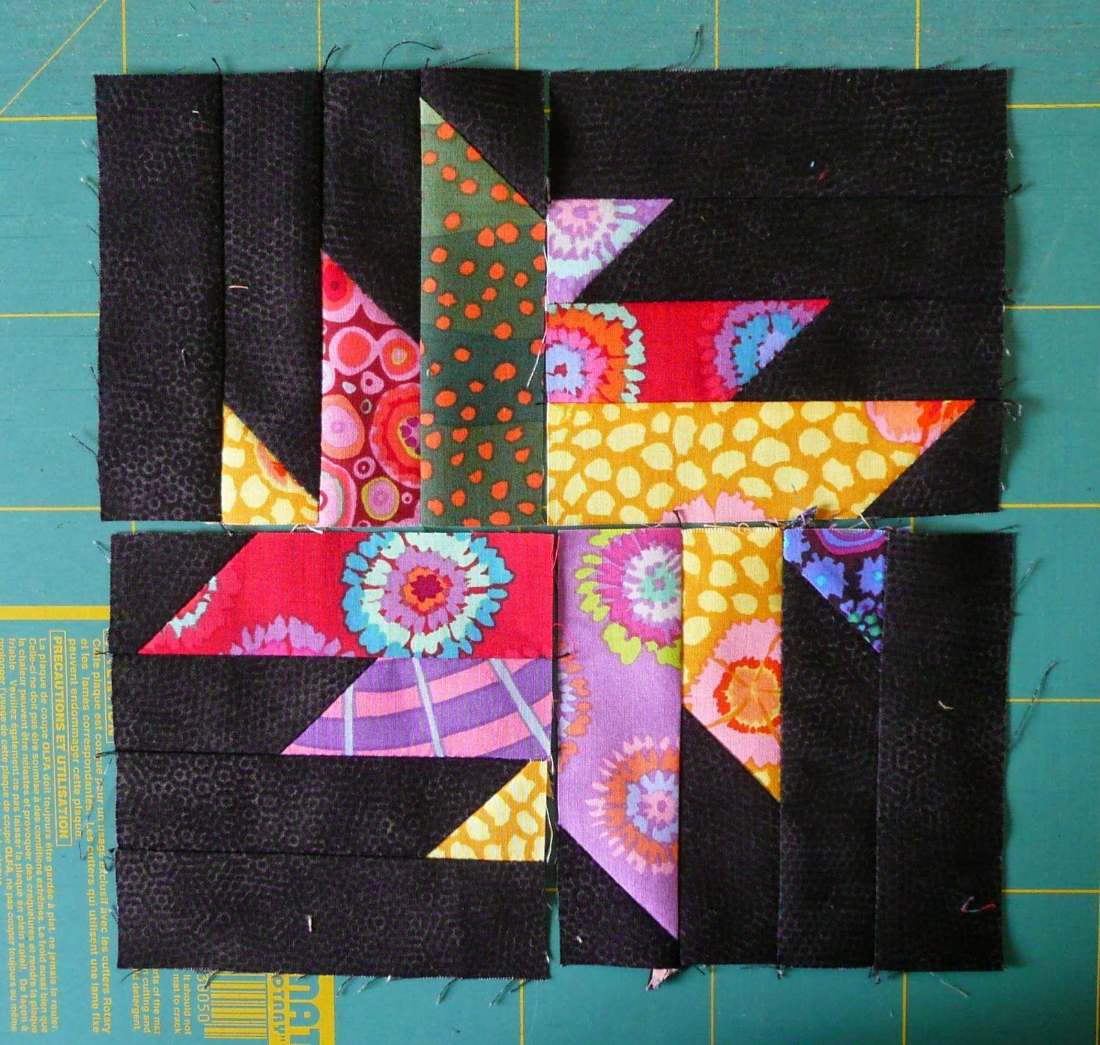 Pin von Irmi Lents auf Quilt | Pinterest | Patchwork