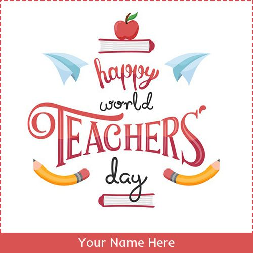 5 september 2019 world teachers day cards picture and