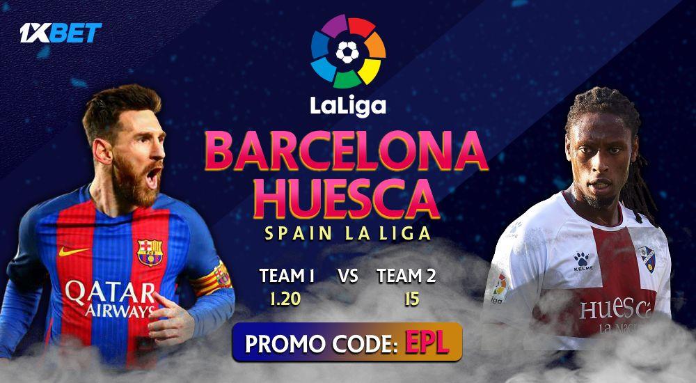 Spain La Liga 2021 Barcelona Vs Huesca In 2021 La Liga Sports News Huesca