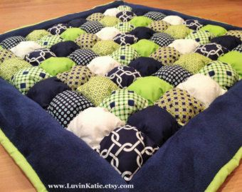 Baby Bubble Quilt Bubble Blanket Puff Quilt Baby by LuvinKatie ... : puff baby quilt - Adamdwight.com