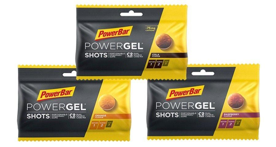 Nuevo Powerbar Powergel Shots Sabor Frambuesa Http Www Infoaventura Com Index Php 92336 Nuevo Powerbar Powergel Shots Sabor Frambuesa Frambuesa