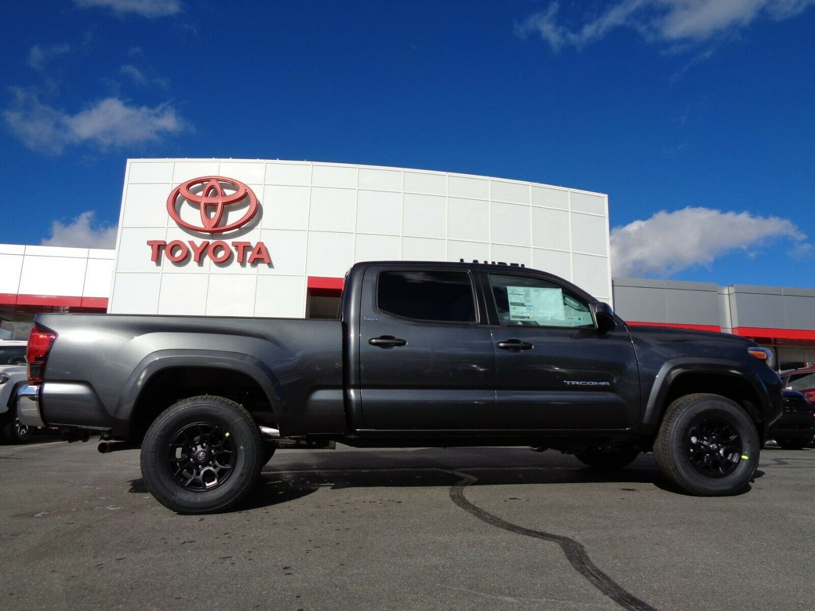 Used 2020 Toyota New 2020 Double Cab 4x4 3.5L 4WD 6