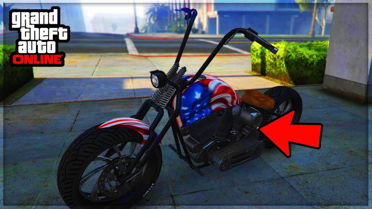 Gta Online Biker Dlc The Best Customization Ever For The Western