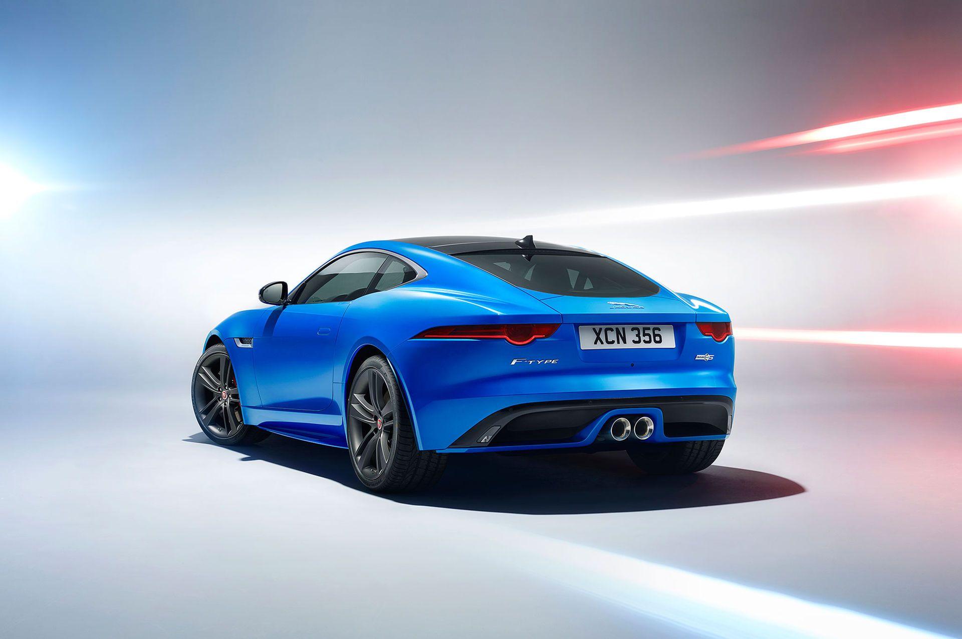 2017 Jaguar F Type S British Design Edition Launches For U K Jaguar F Type Jaguar British Design