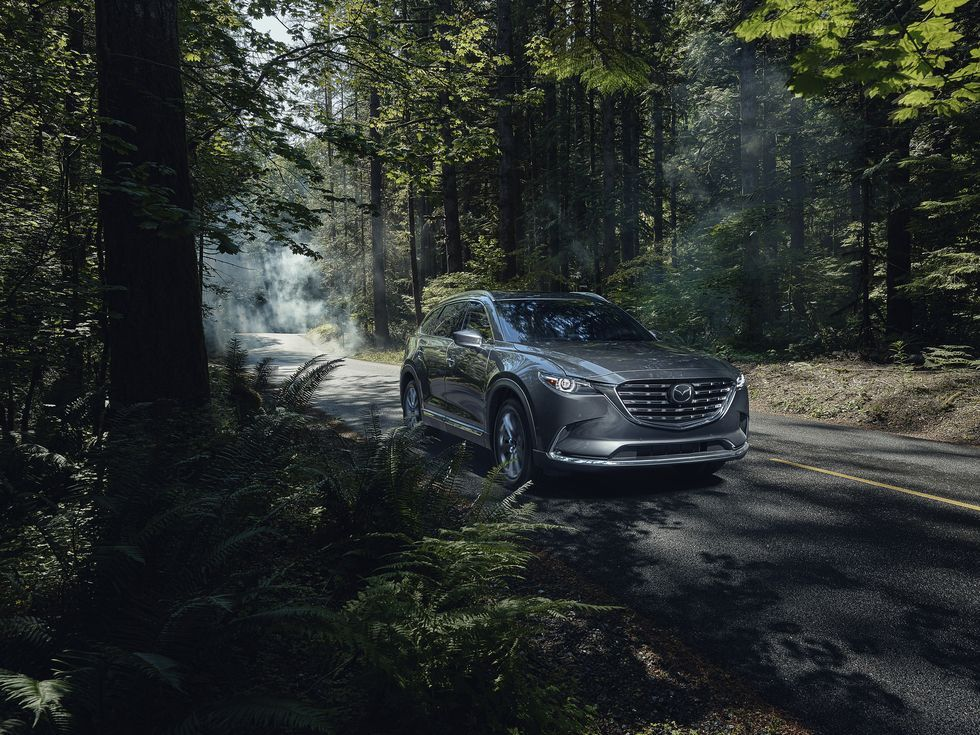 2021 Mazda Cx 9 Gets Updated Infotainment Slight Price Increase Mazda Cx 9 Mazda Infiniti