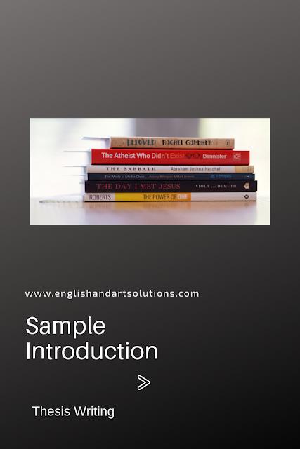 Writing methodology for dissertation