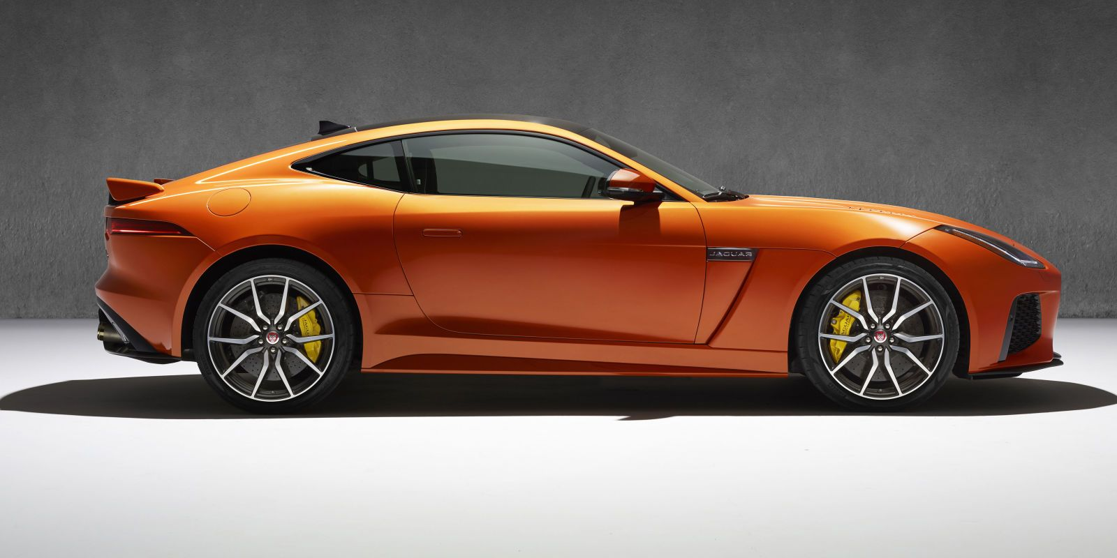 jaguar f type svr this is officially the fastest production jaguar rh pinterest com  fastest production car on a track