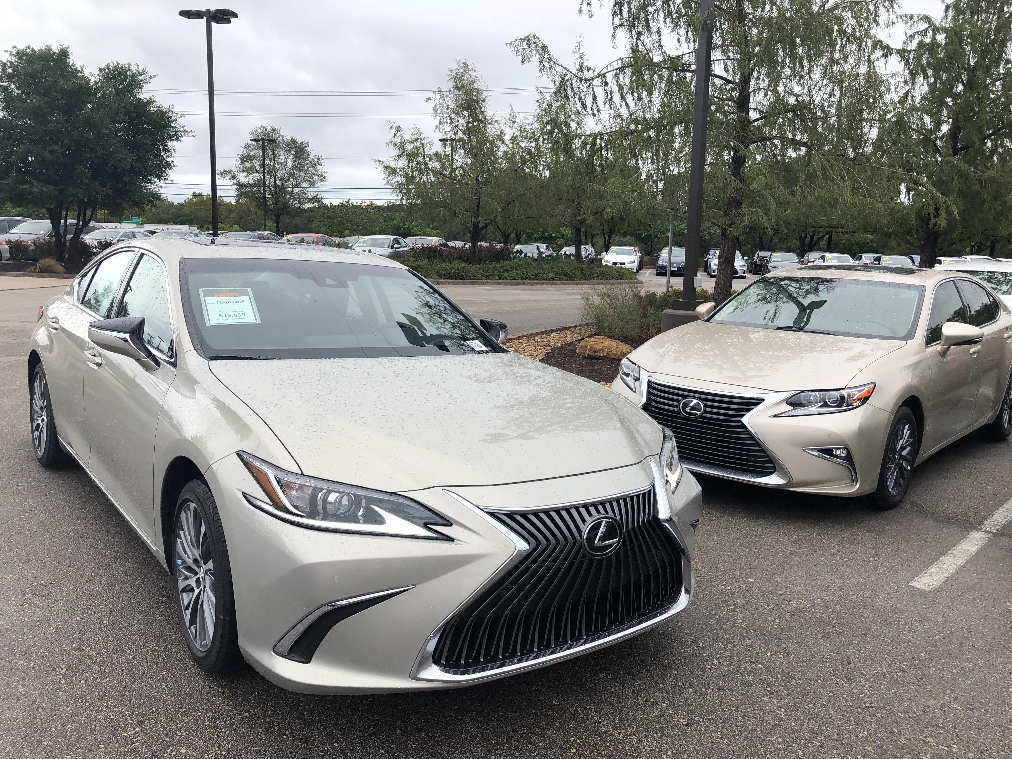 2020 Lexus Es Luxury Sedan Lexus Es Lexus Models New Lexus