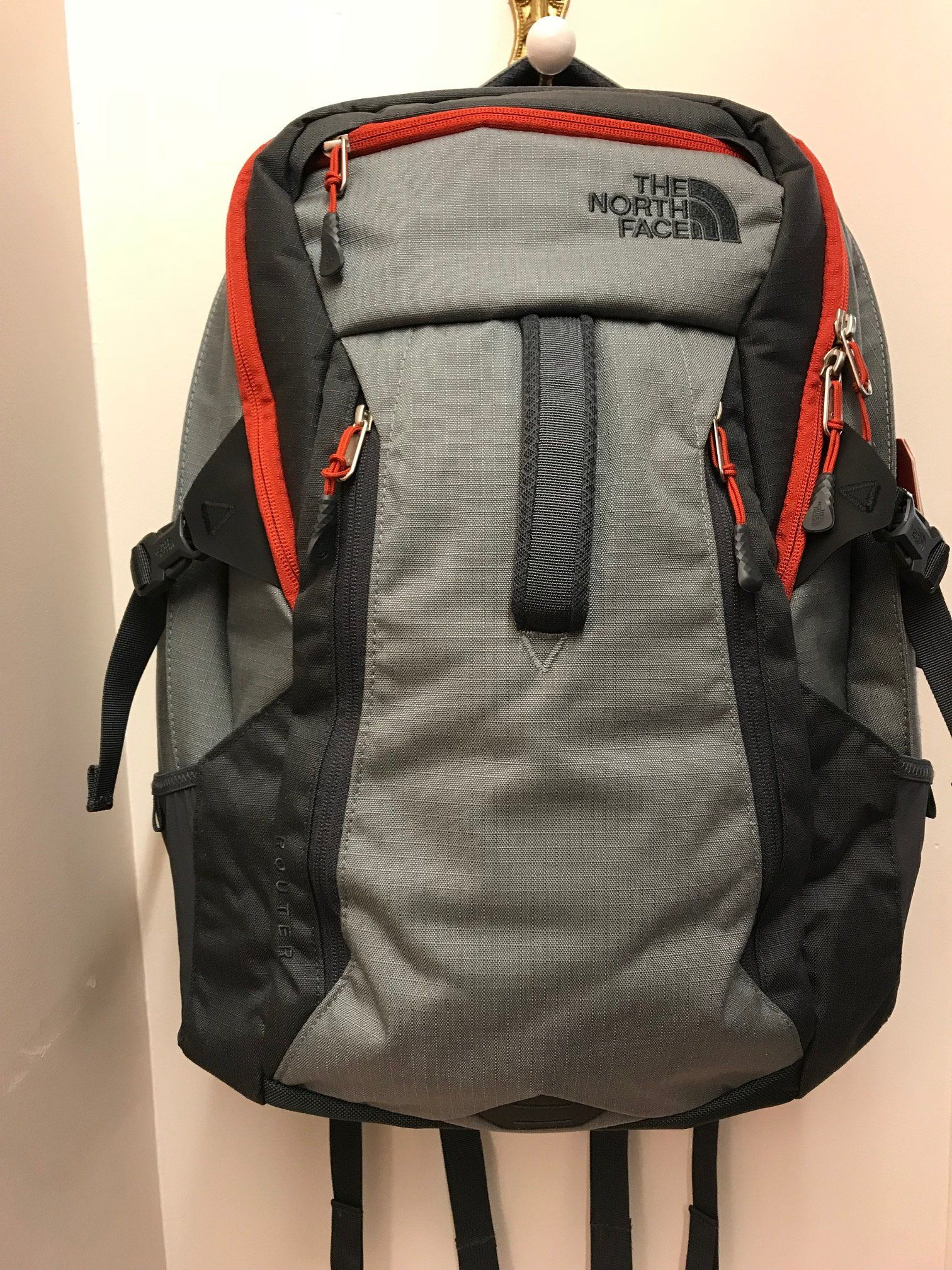 76ccb839e The North Face | Router Backpack | Sedona Sage | Men & Women's ...