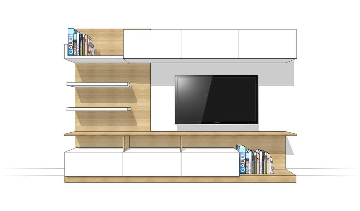 Pin de diana escorcia en ekilatero home decor bookcase for Muebles para estudio