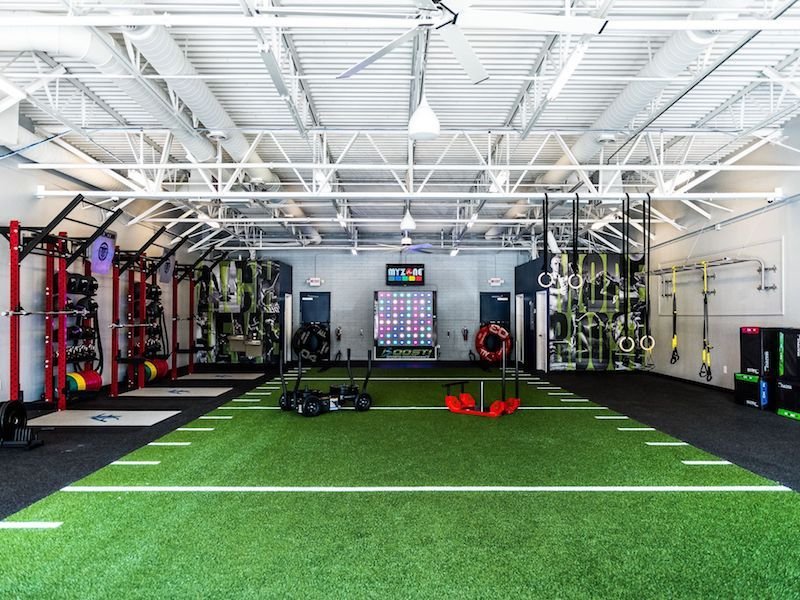 Coaches What Do You Think Of This Weight Room Design Gym