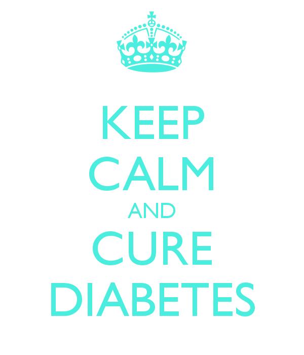 Diabetes? Keep Calm and Take Control
