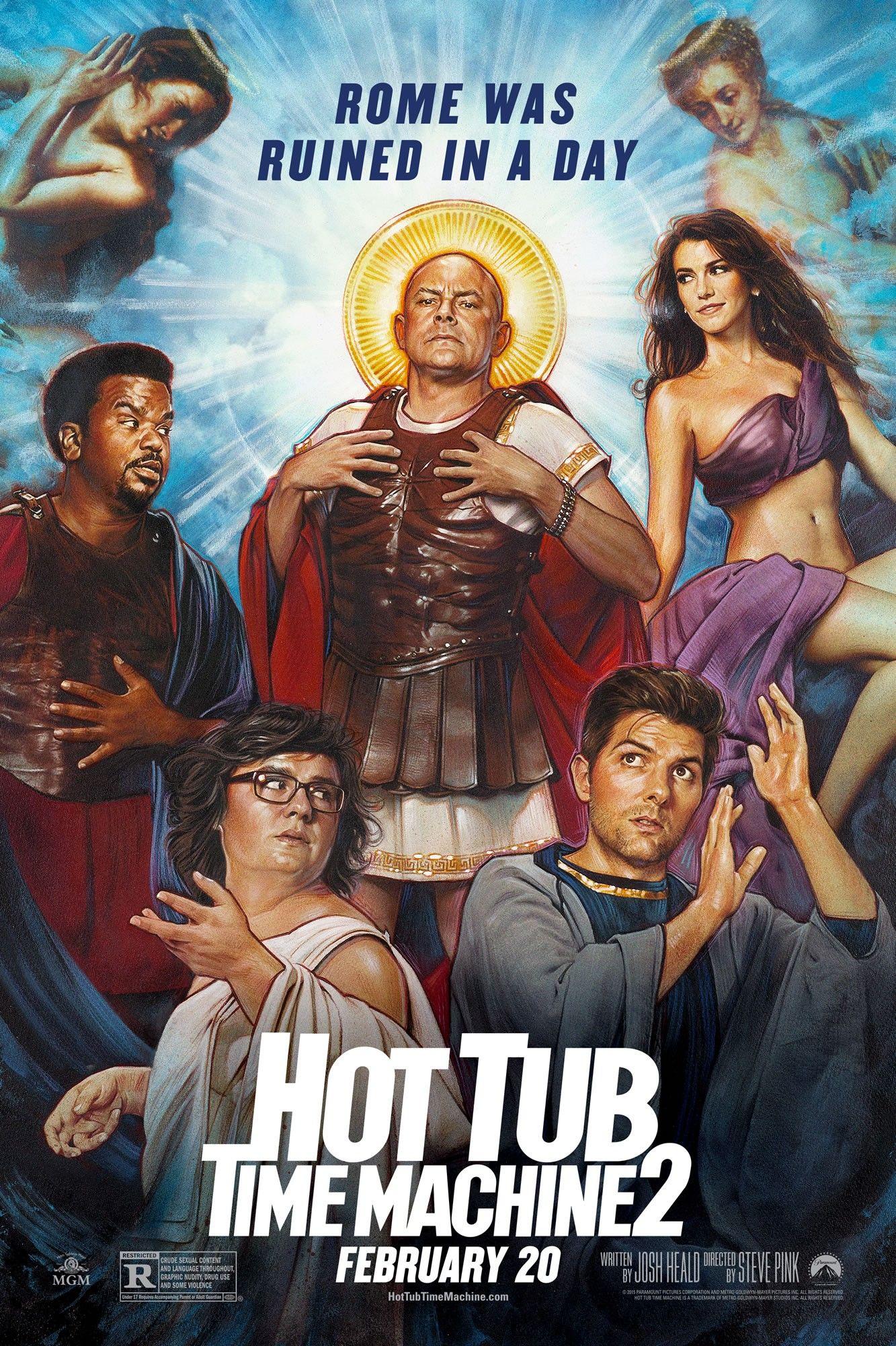 090 Hot Tub Time Machine 2 Jun 13th Hot Tub Time Machine