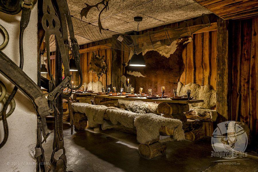 Interior // #WIKINGERSCHÄNKE #Wikinger #Restaurant #Haithabu ...