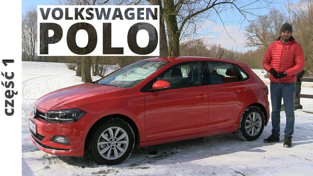 Volkswagen Polo 1 0 Tsi 115 Km 2018 Test Autocentrum Pl 384 Volkswagen Polo Volkswagen Polo