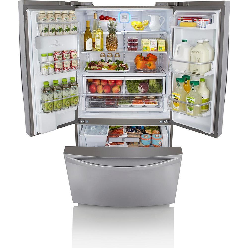 Kenmore Elite French Door Refrigerator 31 Cu Ft 72053 Sears