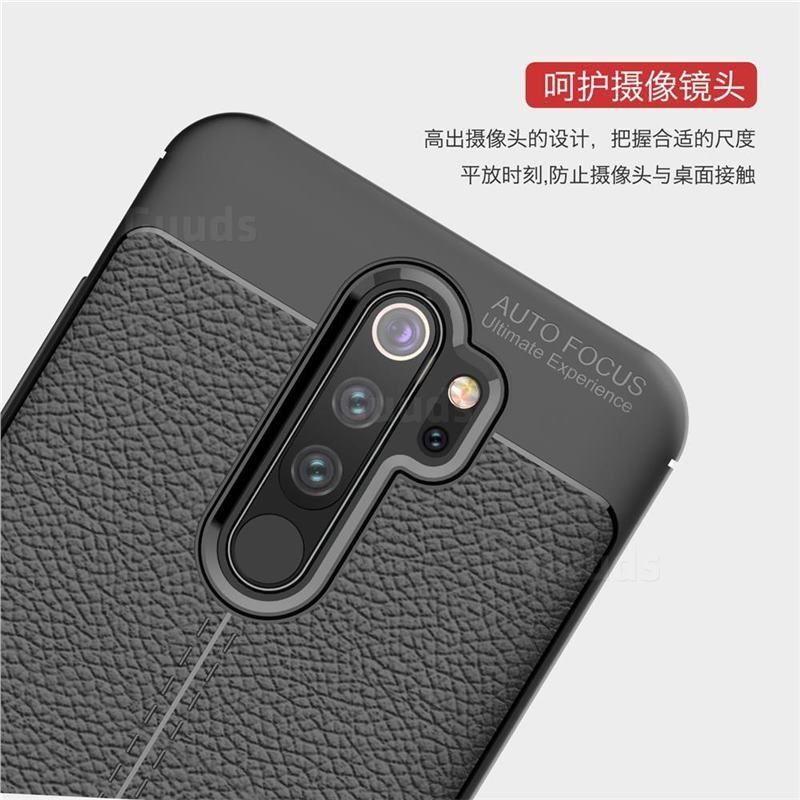 Luxury Auto Focus Litchi Texture Silicone Tpu Back Cover For Mi Xiaomi Redmi Note 8 Pro Black Xiaomi Redmi Note 8 Pro Cases Guuds In 2020 Pro Black Luxury Cars Cover