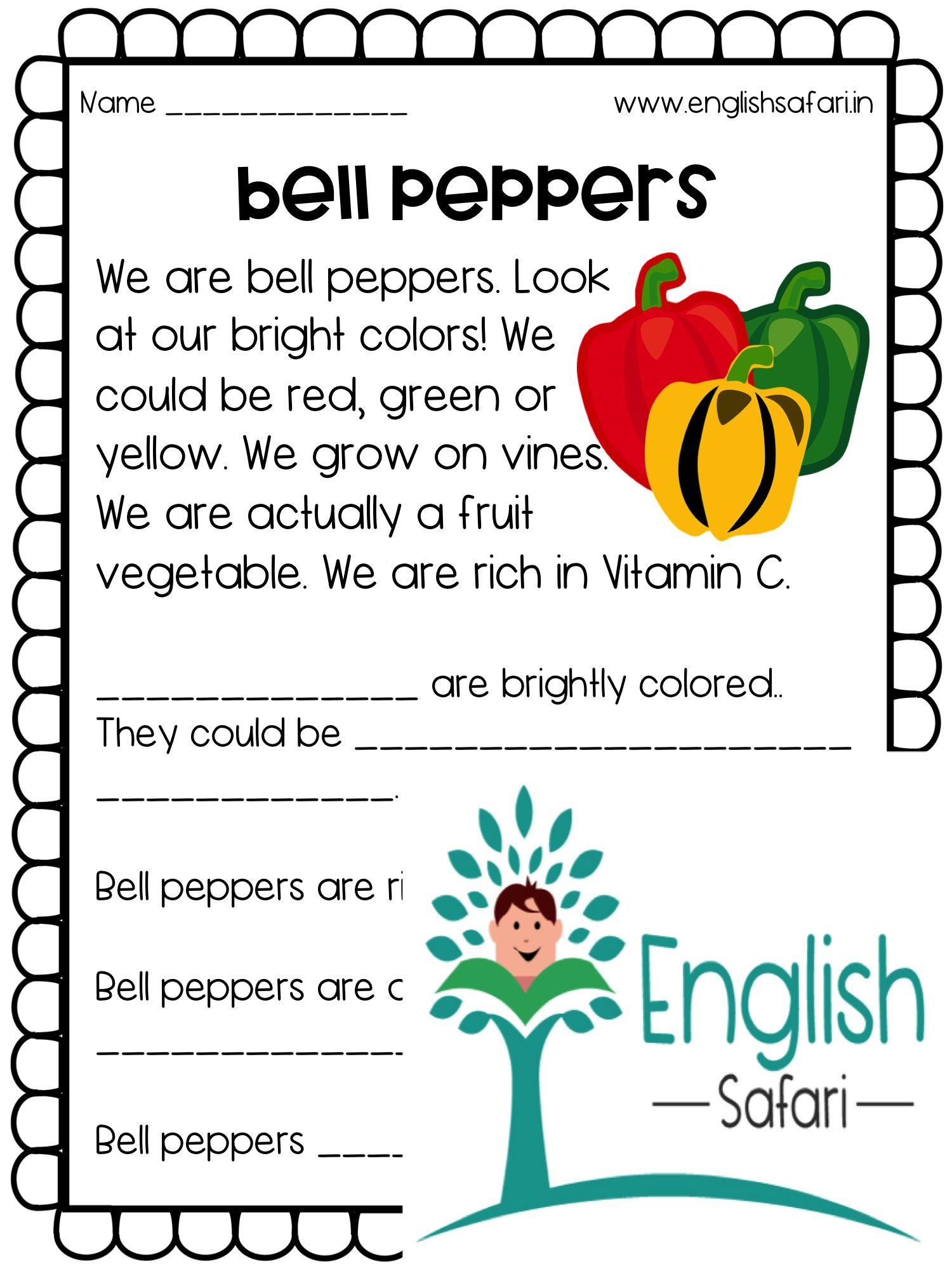 Reading Comprehension For Vegetables Reading Comprehension Practice Reading Comprehension For Kids Reading Comprehension [ 2000 x 1500 Pixel ]