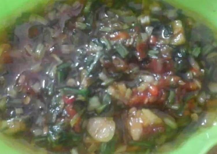 Resep Sambal Petis Madura Oleh Vivin Noviyanti Resep Tumis Resep Tomat