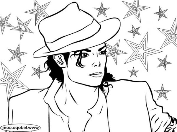 The Amazing Stunning Michael Jackson Thriller Colouring Pages Coloring Alifiah Biz
