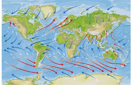 THE WORLD WIND PATTERNS u2013 Over 100 Free Patterns Climate - fresh world map image with degrees