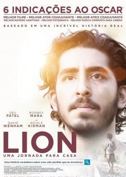 Lion Uma Jornada Para Casa Dublado Online