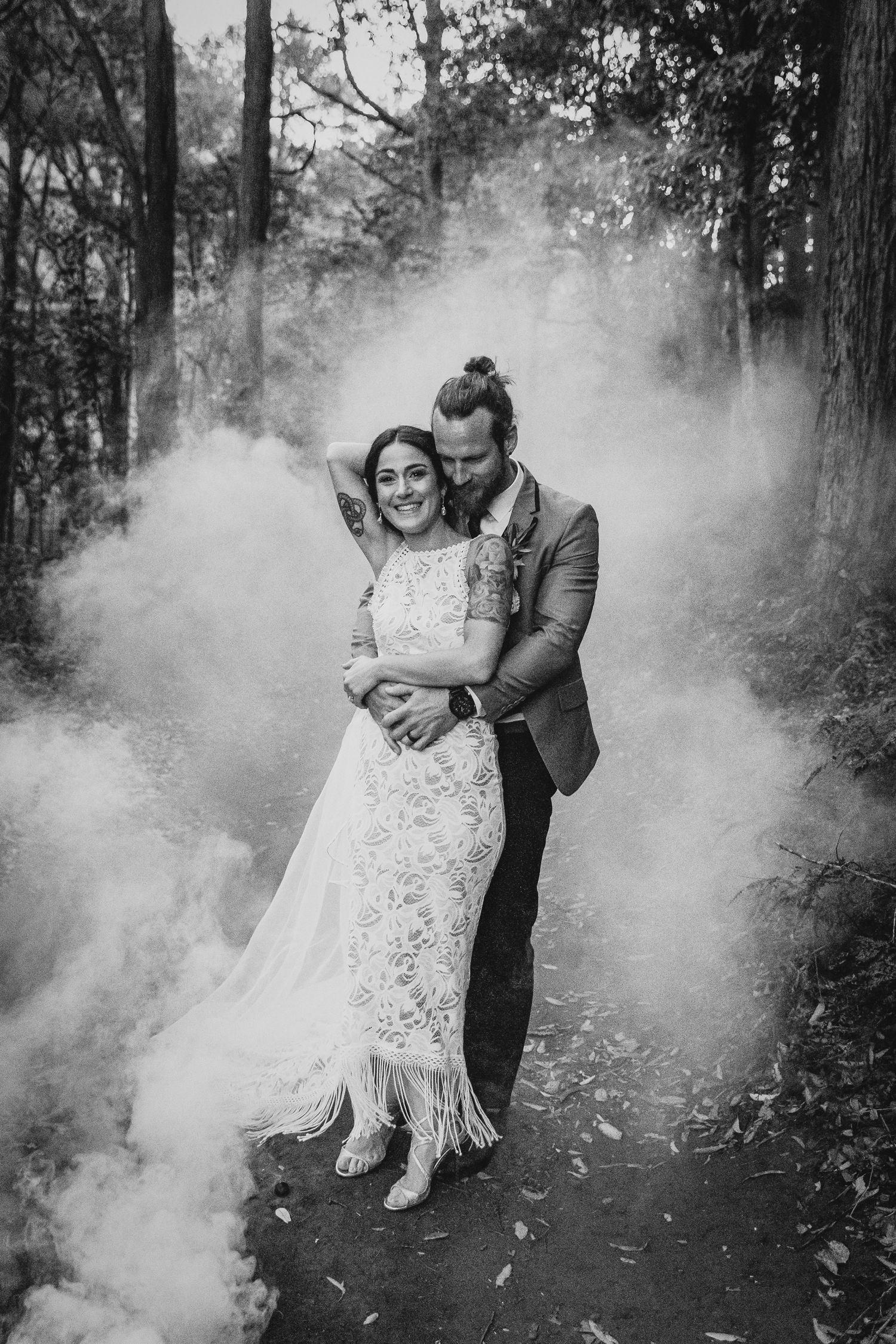 Des & Diarna Lonely Hunter Weddings // Southern
