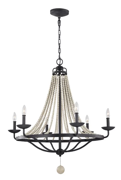 Lighting Stores Omaha >> Greyleigh Omaha 6 Light Candle Style Empire Chandelier