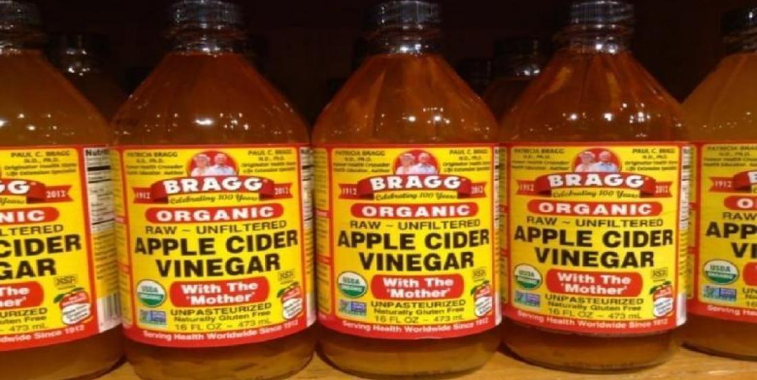 5 façons d'utiliser le vinaigre de cidre de pommes comme