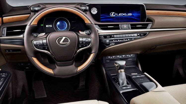 10 Things You Didn T Know About The 2019 Lexus Es 350 Lexus Es Lexus Lexus Interior