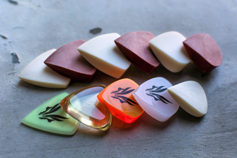 Handmade Guitar Picks