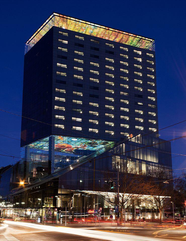 Sofitel vienna stephansdom exclusivo hotel de 5 estrellas for Arquitectura de hoteles