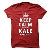 Keep Calm and Let KALE Handle It